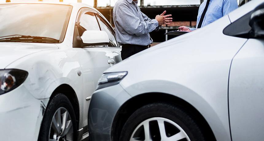 Schadensersatz nach Verkehrsunfall
